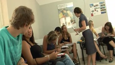 (Vidéo) Easy School of Languages La Valetta