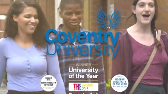 (vidéo) Coventry University