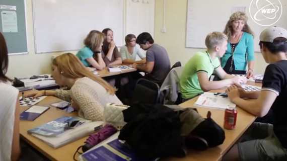 (vidéo) Eastbourne School of English